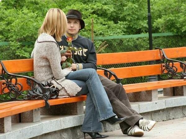 Как пригласить на свидание парня самой и не стеснятся.