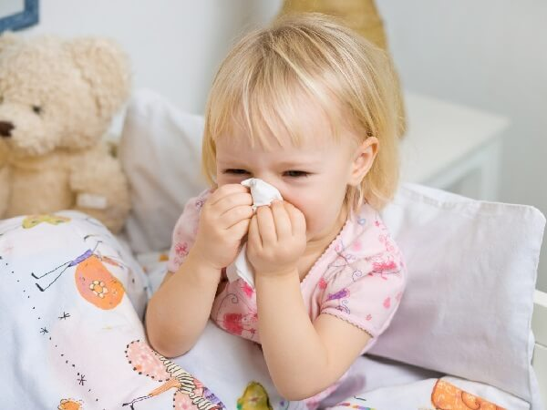 Парагрипп у детей – причины, симптомы и лечение.