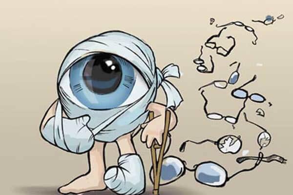 Почему портится зрение и что предпринять?