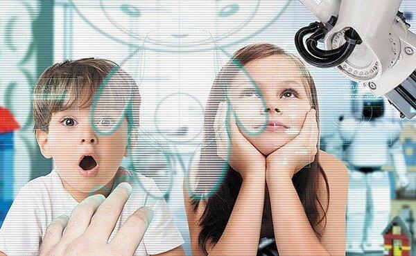Профессии будущего наших детей.