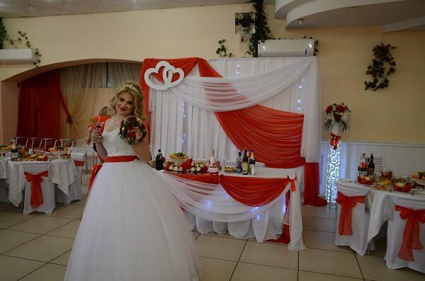 Свадьба в стиле Рафаэлло.