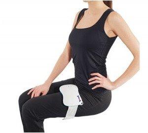 Самомассаж каждый день – массажный пояс на разные участки тела.