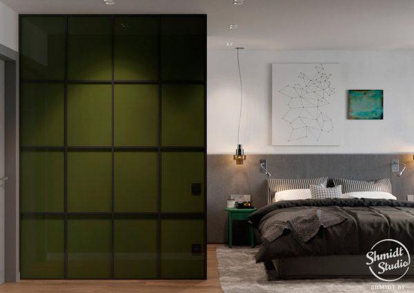 Выбираем дизайн для прямоугольной комнаты.
