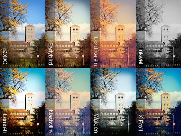 Использование фотофильтров в фотошоп.