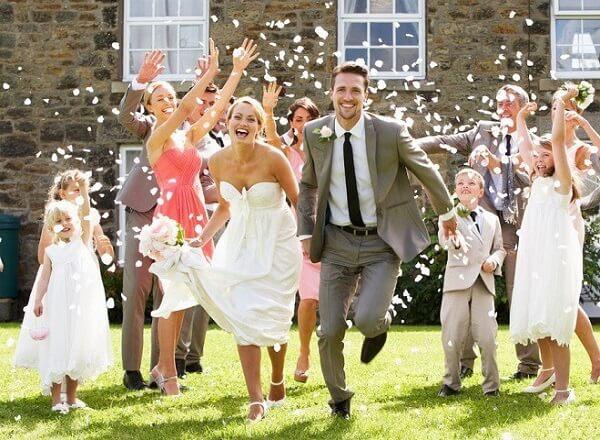 Как привести фигуру в порядок перед свадьбой невесте и жениху.