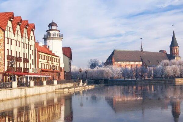 Как провести выходные в Калиниграде?