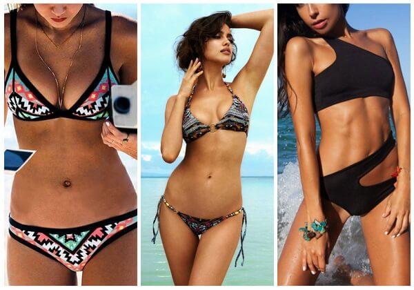 Модные купальники на сайте Mixbikini