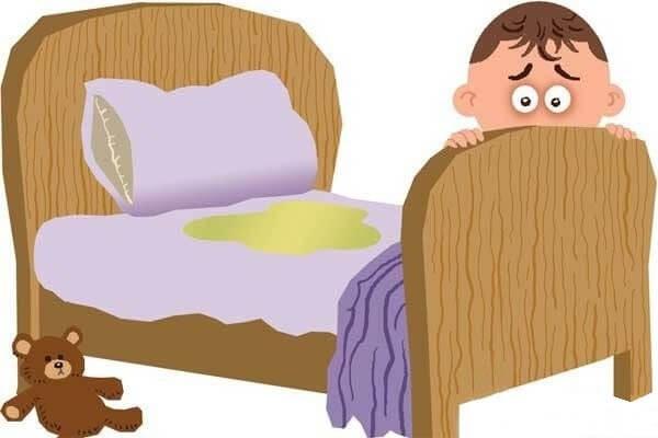 Лечение ночного недержания мочи у дошкольника.