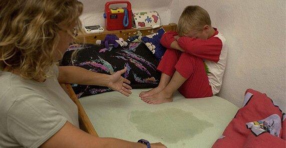 Лечение ночного энуреза у детей.