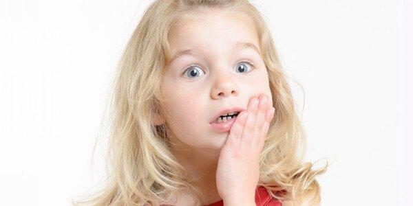 Острая зубная боль у детей – причины и лечение.