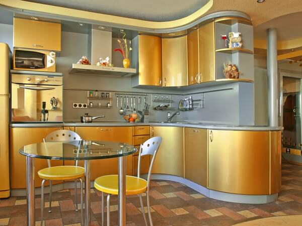 Решение для современной кухни.