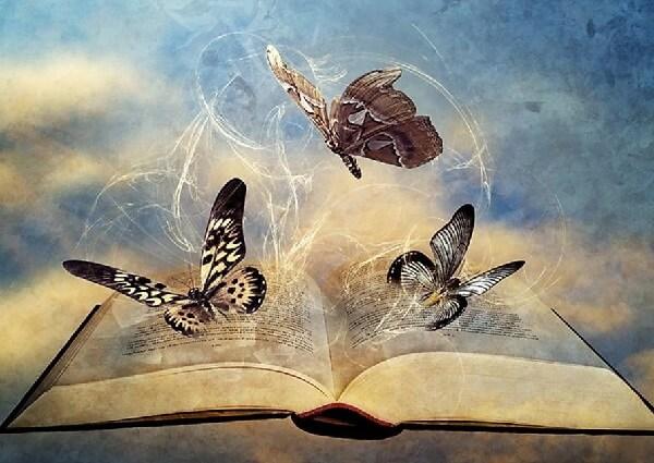 Вдохновение, как бабочка!