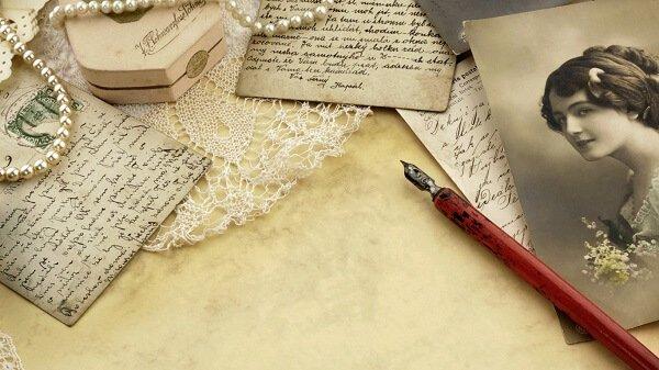 Пишите письма ручкой на бумаге!