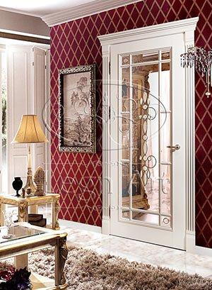 Дубовые межкомнатный двери.