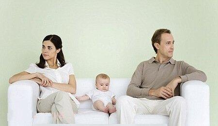 Трудности в семье и недопонимание.