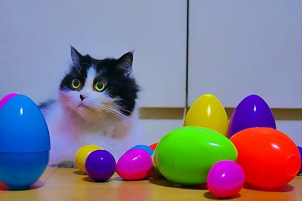 Если в доме поселилась кошка.
