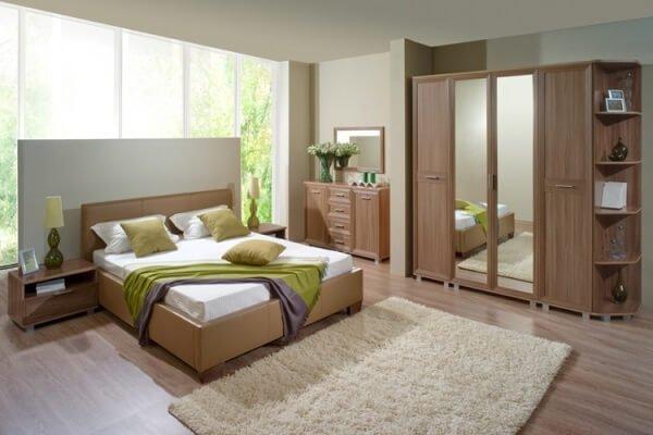 Практические советы для обустройства спальной комнаты.