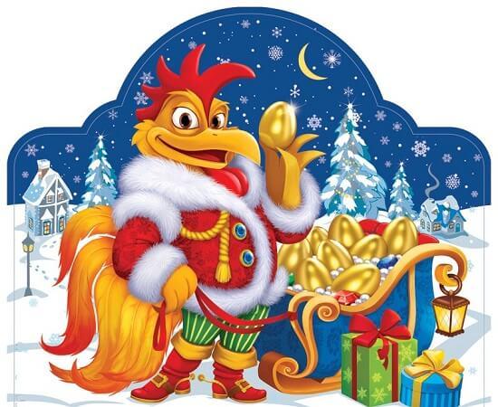 Что подарить на Новый Год 2017 в год красного Петуха?