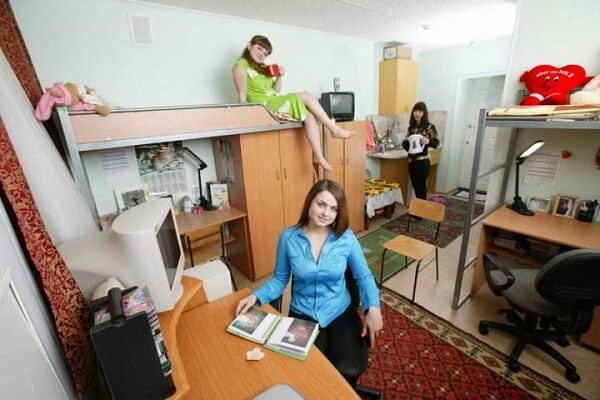 Как выжить в общаге или правила студенческого общежития.