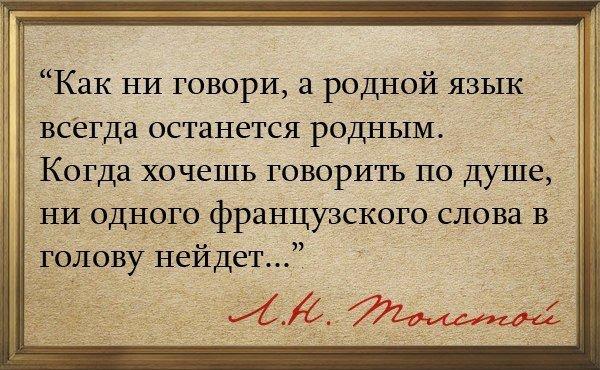 Богатый русский язык. Они говорят, вы говорите, я говорю...