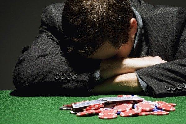 Азартные игры – зависимость и лечение.