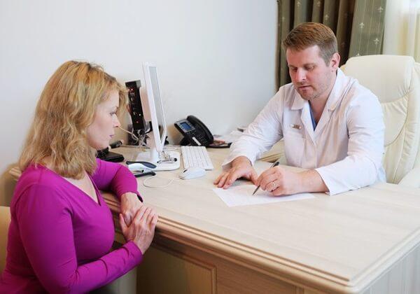 Подготовка к биопсии шейки матки и проведение процедуры.
