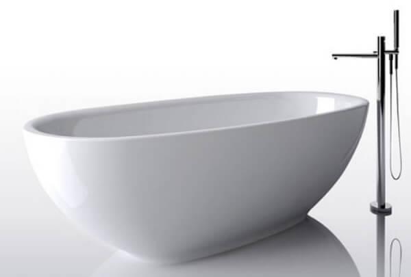 Лучшие модели ванн из керамики Globo Bowl VABOC1.