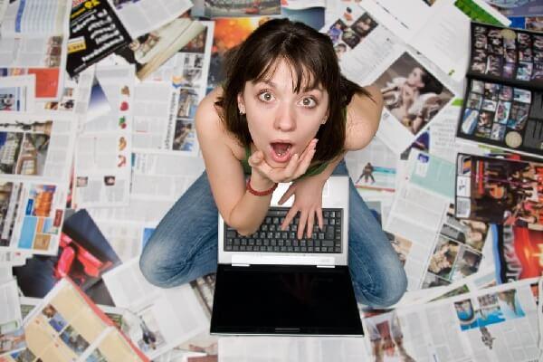 Обман в интернете о работе и мошеничество с заработком.