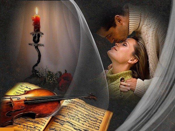 Музыка любви и эротические мелодии для романтического вечера.