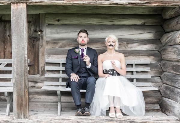 Привычка выходить замуж? Каждый год новое кольцо, ты дерево!