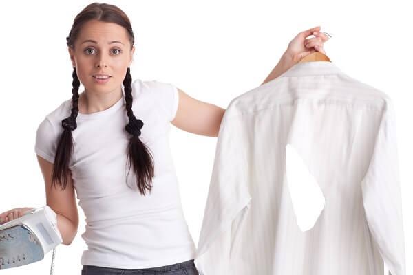 Как правильно гладить рубашку – советы и видео.