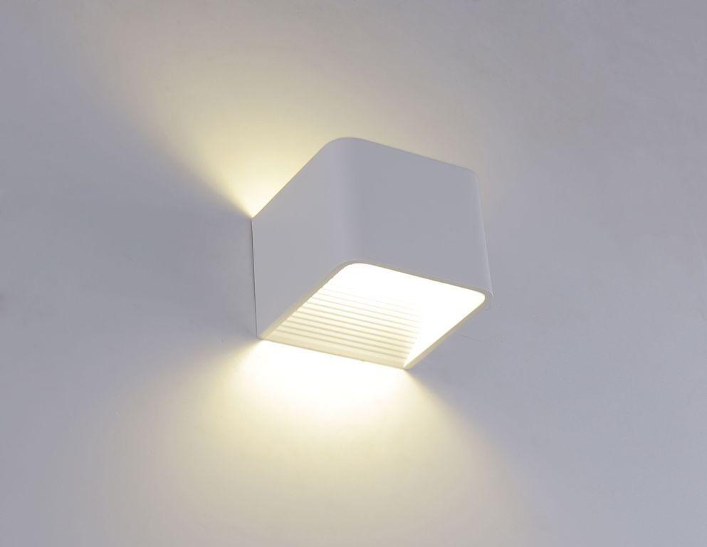 Настенные светильники в современном интерьере.