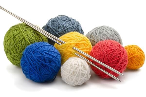 5 творческих идей для заработка в декрете. Вязание.