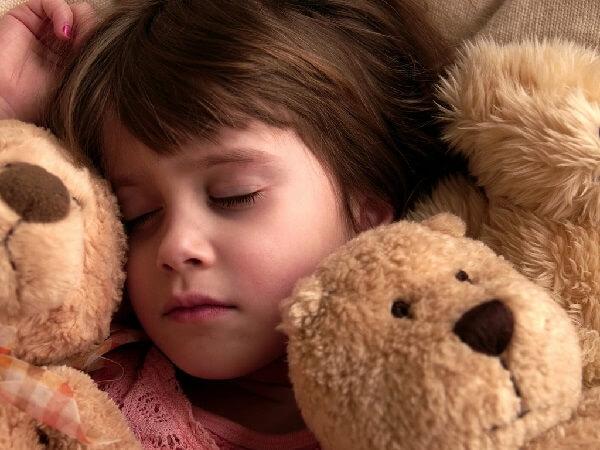 Сон трехлетнего ребенка как наладить? 4 совета.