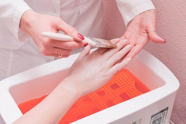 Парафиновые ванны и обертывания – методы и способы.