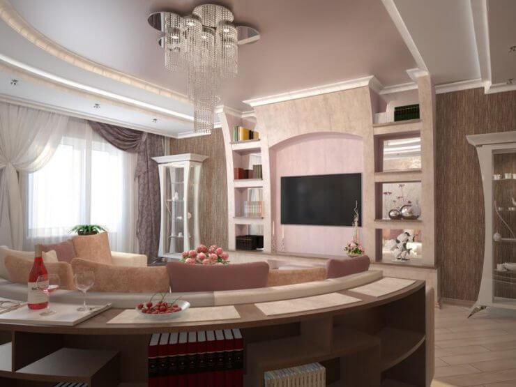 Дизайн трехкомнатной квартиры – уют и оригинальность