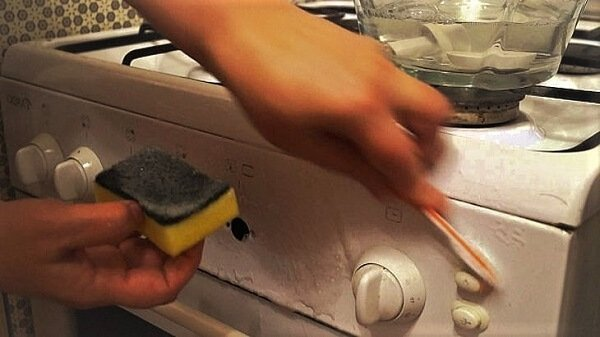 Как отмыть ручки газовой плиты? Как очистить ручки кухонной плиты?