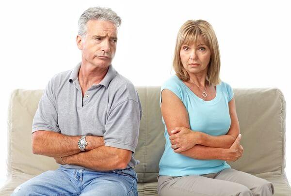 Развод в зрелом возрасте – почему, и как жить дальше?