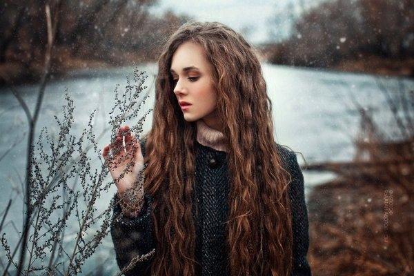 Как за зиму отрастить длинные и густые волосы?