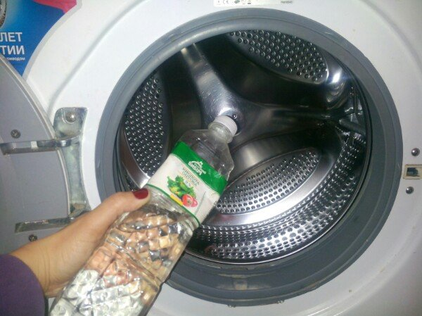 Плесень в стиральной машине: как почистить?
