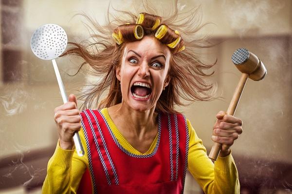 Как избежать усталости от бытовой жизни женщинам?