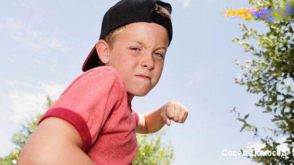 Причины детской агрессии и что делать родителям.