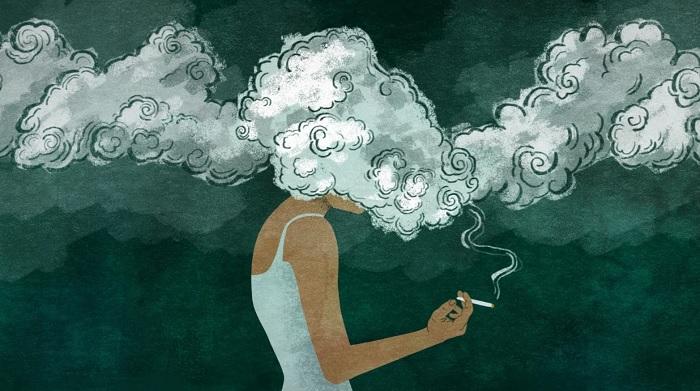 Как бросить курить женщине самостоятельно в домашних условиях?