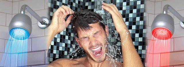 Контрастный душ.