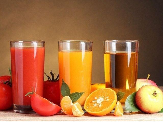 Как быстро взбодриться натуральными соками?