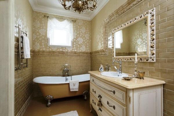 Картинки по запросу стили ванной комнаты.