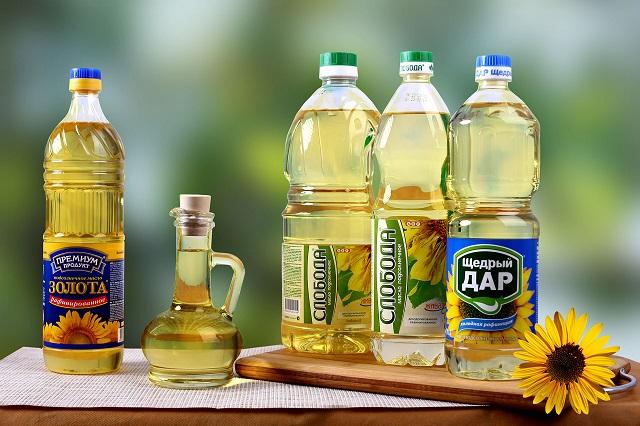 4 необычных способа применения подсолнечного масла.