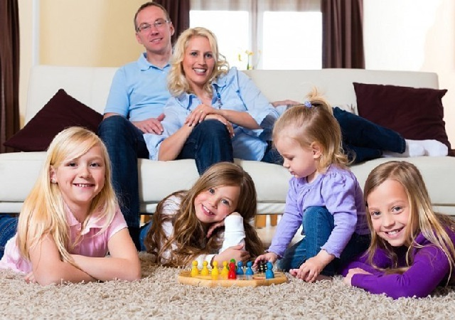 10 семейных развлечений для выходного дня.