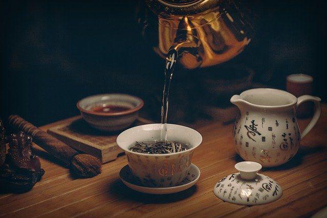 Факты о пользе зеленого чая.