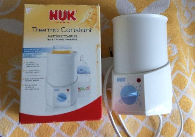 Подогреватель для бутылочек Nuk Thermo Constant.